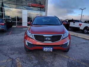 2012 Kia Sportage LX  ONE Owner Local Vehicle We Sold New Sarnia Sarnia Area image 3