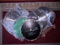 Diamond Edged Cutting Discs