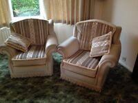 FREE - sofa chairs x 2