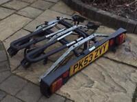 Thule 9403 tow bar 3 bike carrier