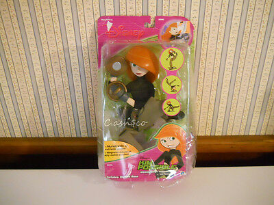 Kim Possible Mission Ready Posable Dolls Disney Equity New in box