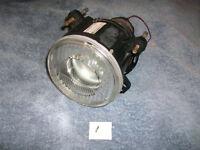 VW Golf MK3 & Seat Alhambra MK1 Hella quad projector headlight dipped beam unit