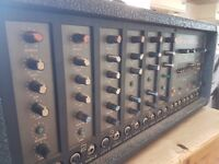 Peavey XR 600 MIXER AMP