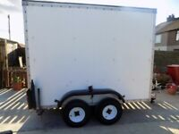 Box Trailer 8ft by 5ft 6ft high