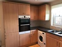 Large kitchen for sale inc fridge freezer, double oven and hob