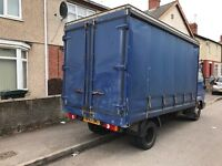 nissan cabstar body for sale
