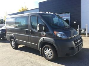 2014 Ram Promaster Low Roof DIESEL! Backup Camera