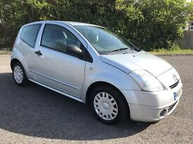 CITREON C2 1.4 HDI 5DR HATCH , EXCELLENT FUEL ECONOMY