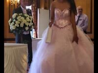 Prom /bridesmaids dress cost £600from Samantha's worn once for wedding excellent condition £200