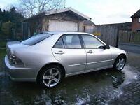 Lexus IS200SE Automatic