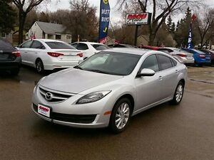2013 Mazda MAZDA6 GS Convenience Package