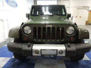 2009 Jeep WRANGLER UNLIMITED Sahara 4D Utility 4WD Certified, Ne