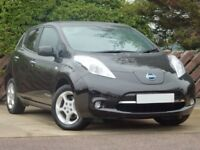 PCO Licensed (Uber-ready) Nissan Leaf (electric) to rent - insurance included
