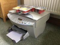Hewlett Packard Printer Scanner Copier OfficeJet