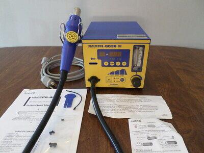 Hakko Fr-803b Smd Rework Station Vacuum Handle W Vacuum Pads