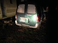 Ldv cub Nissan spares or repair