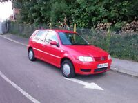 Volkswagen Polo 1.4 Match CAT C 5dr,,,,,,£495 ono