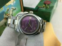 New Swiss Ladies Rolex Oyster Superlative Automatic Watch, Roman Numerals dial