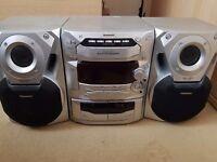 Panasonic SA-AK18 CD Stereo System