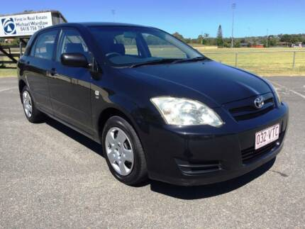 2004 Toyota Corolla AUTO Hatchback 12 MONTHS WARRANTY Underwood Logan Area Preview