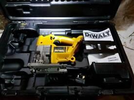 Dewalt jigsaw 18v