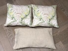 Zara cushions - never used - brand new