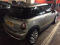 MINI Cooper S 3dr Semi-Auto Chili Pack 1.6 Low Mileage