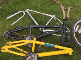 Haro Stalker and other BMX and Mountain Bike frames