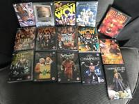 WWE/WCW collection