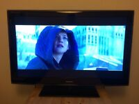 """Samsung 46"""" FULL HD 1080p TV Screen Flat LCD Television Freeview HDMI"""