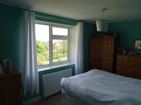 Large double room, house share with 2 others, including all utility bills, garden, Exeter