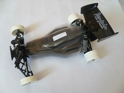 Schumacher Cougar 2000 95 Body Undertray And Wing Set Reproduction New Unpainted