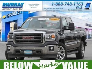 2014 GMC Sierra 1500 SLT  **6.2 Engine! heated seats!**