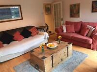Large double bedroom in spacious house with garden in Balham!