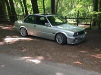 BMW e30 318 conversion 2.5