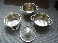 Food Steamer Pans