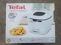 BRAND NEW SEALED BOX TEFAL MAXI COMPACT DEEP FAT FRYER 1KG