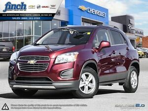 2016 Chevrolet Trax LT LT|AWD|SUNROOF|BACKUP CAM