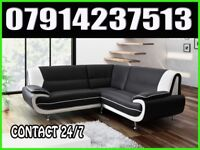 PALERMO RANGE CORNER OR 3 + 2 SOFA SETS ARM CHAIRS AND FOOT STOOLS 09096
