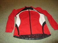 Ladies Long Sleeved Cycling Jacket