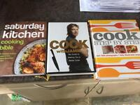 Cook Books - large hardback