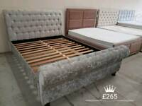 Limited stock on all these beds and mattresses all uk made can arrange delivery 07808222995