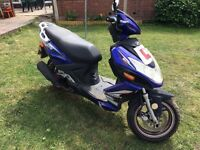 Lifan aero 125cc breaking for parts