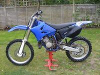 Yamaha YZ125 2003