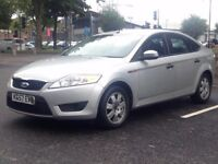 FORD MONDEO EDGE 2008 (57)*LOW MILES*F.S.H*1 OWNER CAR*FACELIFT MODEL*PX WELCOME*DELIVERY*