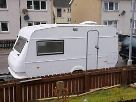 Caravan 425 hobby ,£600.