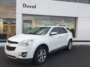 2011 Chevrolet Equinox LTZ - LEATHER SEATS, CAMERA, SUNROOF