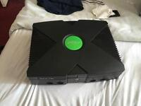 Original XBOX No leads untested