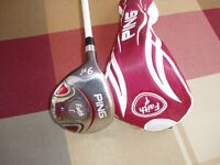 Ladies Left Handed 9 Fairway Wood