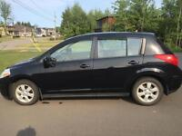 2007 Nissan Versa 6 speed manual for sale